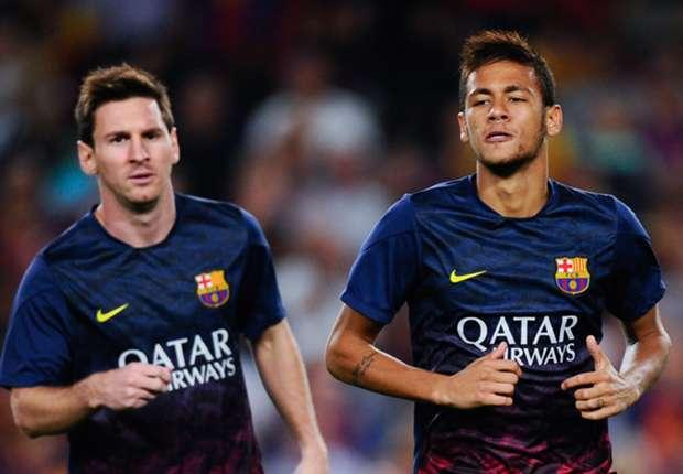 El brasileño podría aprovechar los espacios liberados por Messi
