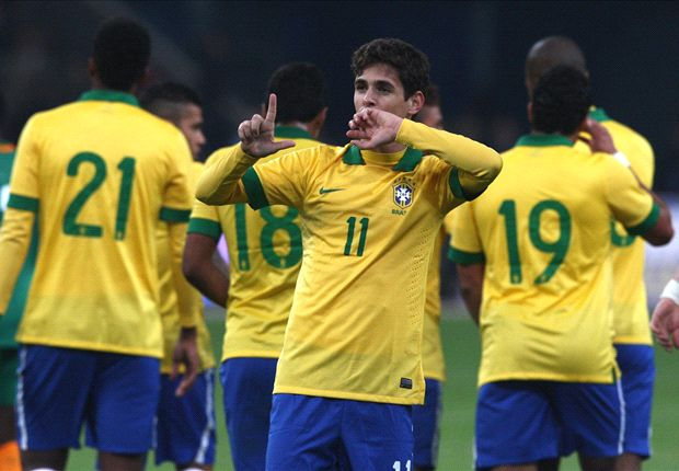 Oscar: I must take care before World Cup
