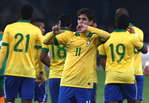 Oscar: Tenho de tomar cuidado para a Copa