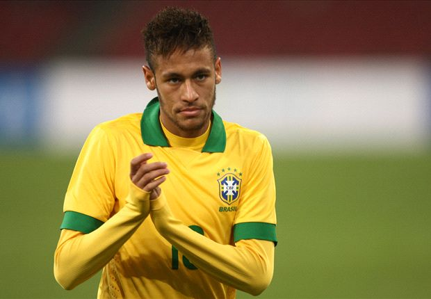 Neymar: Robinho is my idol
