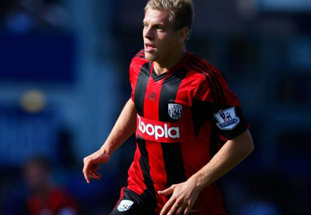Vydra ready for West Brom comeback