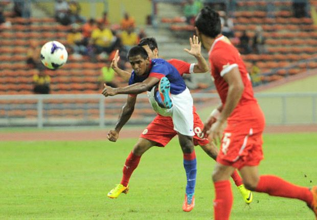 K.Reuben wants to return to full fitness quickly to impress Dollah