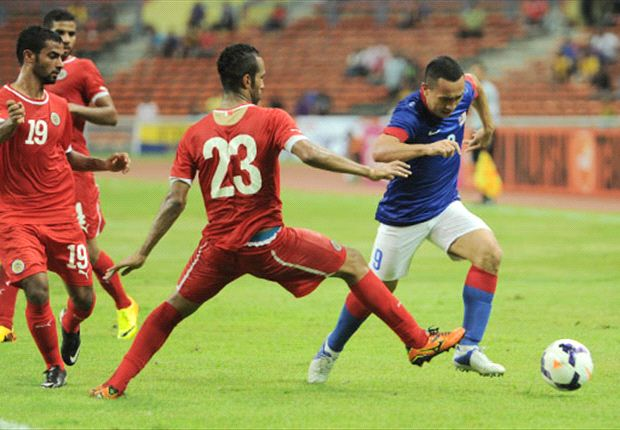 Malaysia 1-1 Bahrain: Malayan Tigers held by visitors