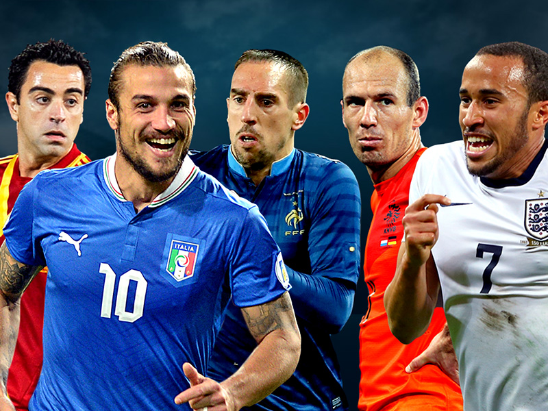 Ozil, Robben, Schurrle and more! Watch our pick from Europe's World Cup qualifiers!