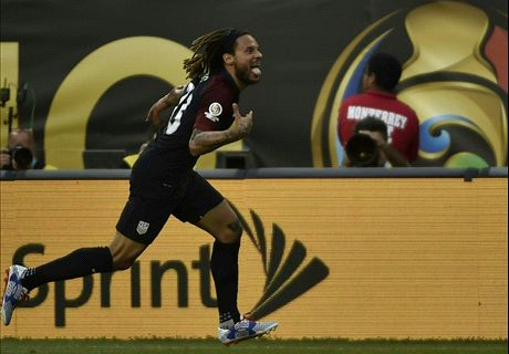 RATINGS: USA 4-0 Costa Rica