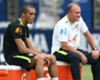 Miranda sits out of Brazil training