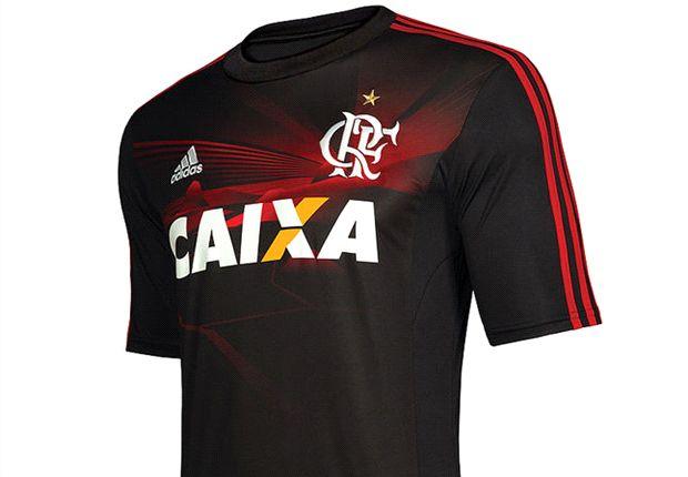 Flamengo divulga o novo terceiro uniforme