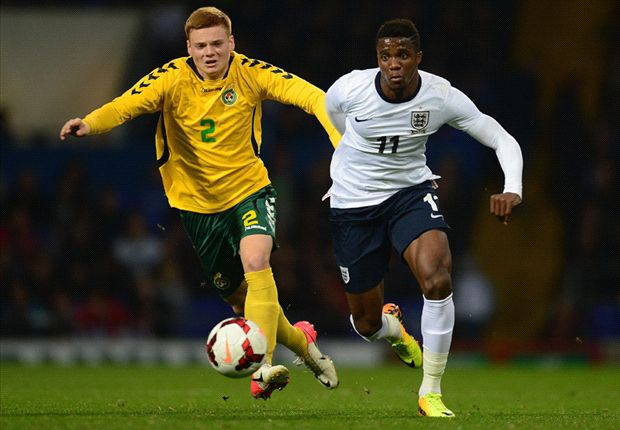 Zaha and Sterling included in England Under-21s squad