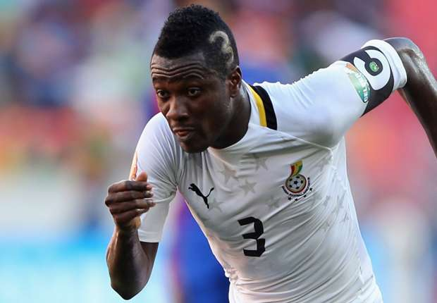 Gyan: Ghana have not qualified yet