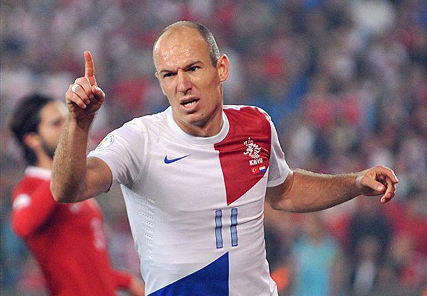 """Robben: """"Niet hoog van de toren blazen"""""""