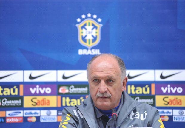 Scolari: World Cup places still up for grabs
