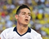 Colombia 2-1 Paraguay: James Rodriguez books quarterfinals spot