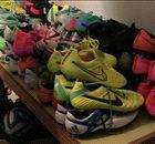 Rojo donates 50 pairs of Man Utd boots