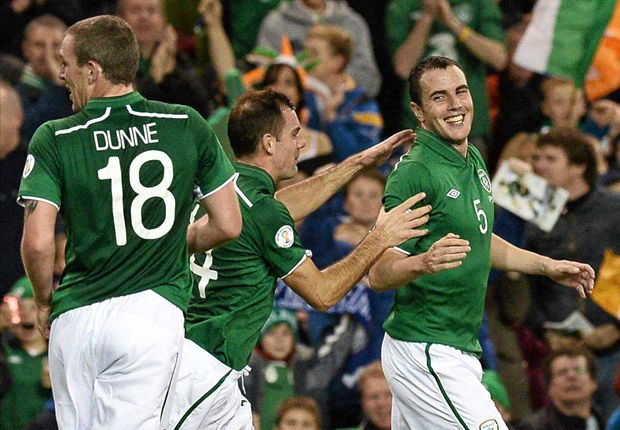 Republic of Ireland 3-1 Kazakhstan: Boys in Green close campaign with a win