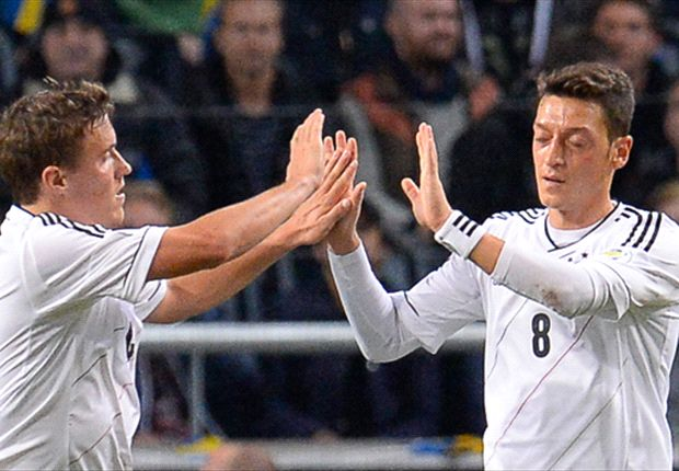 Ozil is Germany's brain, says Zico