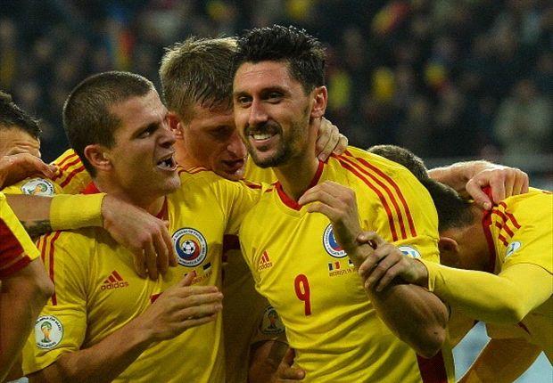 Romania dapatkan tiket play-off.