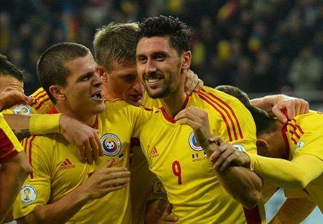 Laporan Pertandingan: Rumania 2-0 Denmark