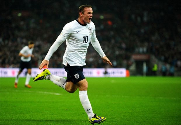 Brazil is Rooney's chance to explode on world stage - Hodgson