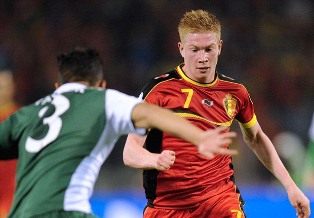 Belgium 1-1 Wales: Ramsey strikes late to secure unlikely draw