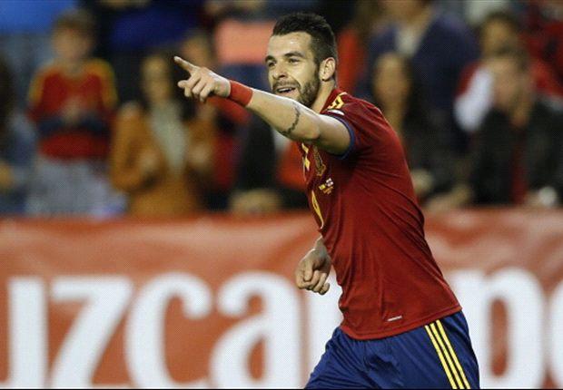 Del Bosque: More to come from Negredo