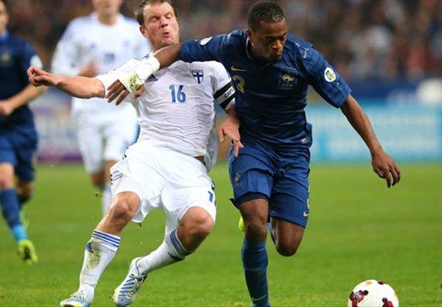 Prancis Harus Puas Hadapi Play-Off