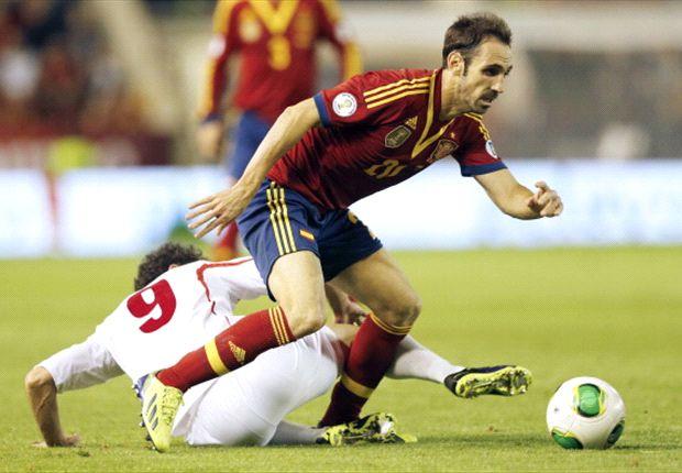 Erzielte den 2:1-Siegtreffer für seine Mannschaft: Juanfran