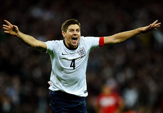 Hodgson hails Gerrard influence on England