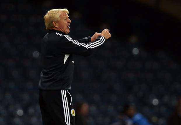 Strachan thrilled with 'beyond a dream' Scotland victory