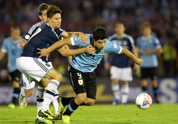 Uruguay 3-2 Argentina: Enthralling win not enough for Oscar Tabarez's team
