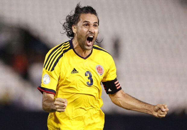 Colombia superó a Paraguay en Asunción