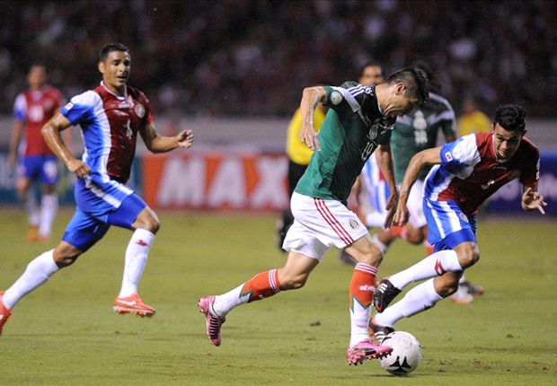Costa Rica 2-1 Mexico: El Tri takes fourth despite loss on wild night