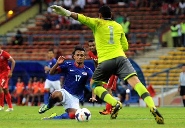 Malaysia and Bahrain fought to a 1-1 draw last month.