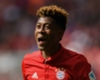 Alaba didn't demand midfield role