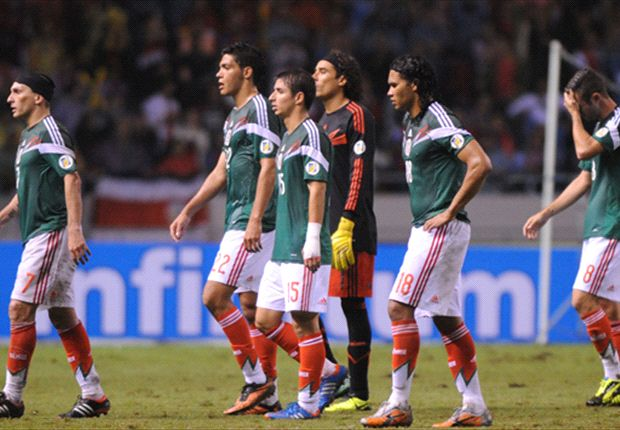 Tom Marshall: Gracias USA as El Tri is embarrassed