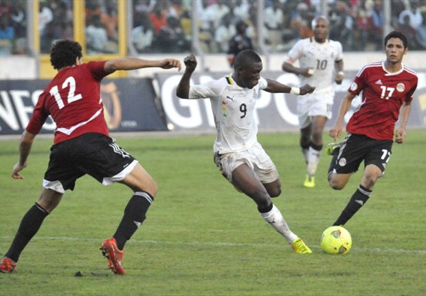 Egypt-Ghana Preview: Essien & Co. take emphatic lead to Cairo