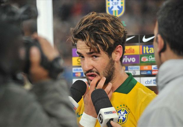 Alexandre Pato leaving Corinthians for Sao Paolo