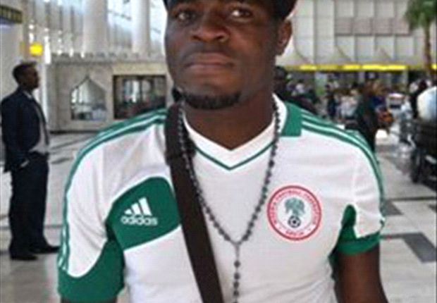 Emmanuel Emenike waiting in the wings