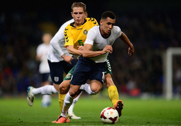 Morrison & Zaha England Under-21s spat resolved - Redmond