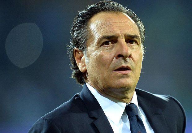 Prandelli ditolak Juventus.