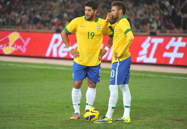 Neymar and Hulk can fire the Selecao to glory
