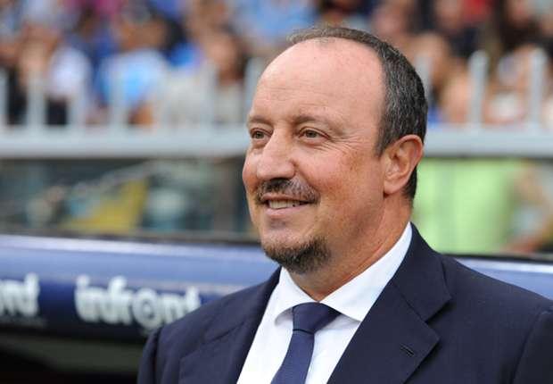 Benitez: Roma clash won't decide Serie A title