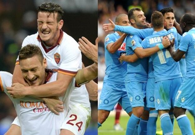 Roma-Napoli Betting Preview: Expect a tense encounter in the Derby del Sole