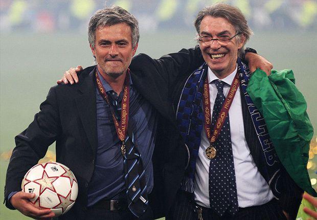 Mourinho: I'd return to Inter after Chelsea