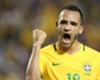 Renato Augusto favourite to replace Douglas Costa in Brazil's Olympic squad