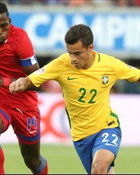 WATCH: Coutinho scores brilliant hat-trick for Brazil