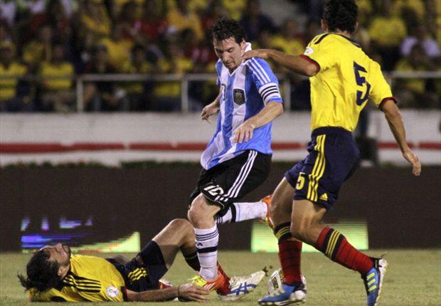 Argentina y Colombia jugarían un amistoso en la fecha FIFA de marzo