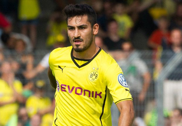 No Gundogan to Madrid deal, claims father
