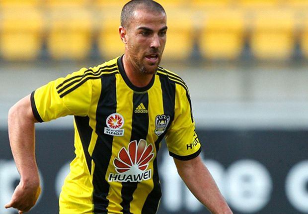 Manny Muscat is crucial to Wellington's defensive structure