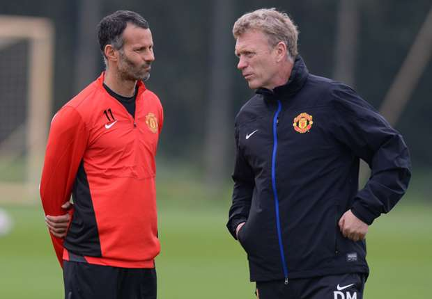 Giggs enjoying Manchester United coaching role