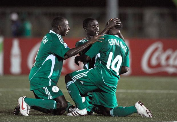 UAE 2013: Golden Eaglets get Norwegian referee for Mexico clash